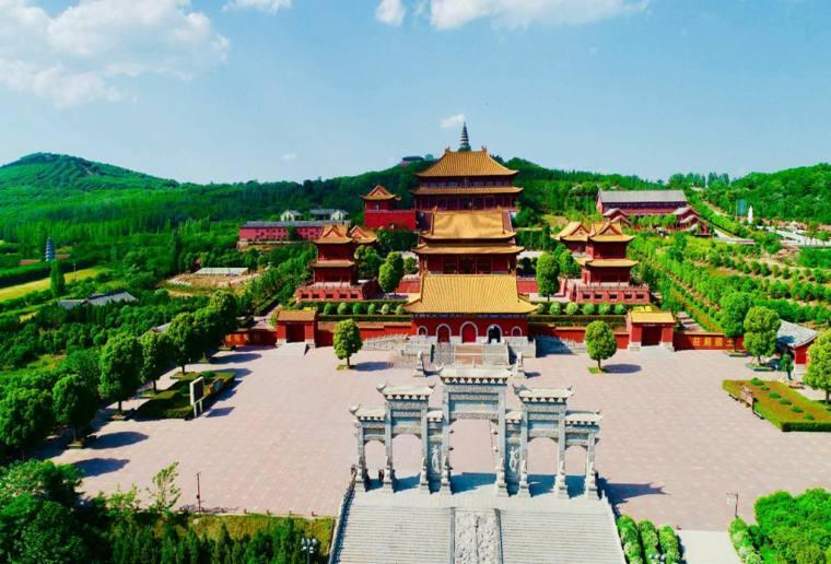 香山普门禅寺