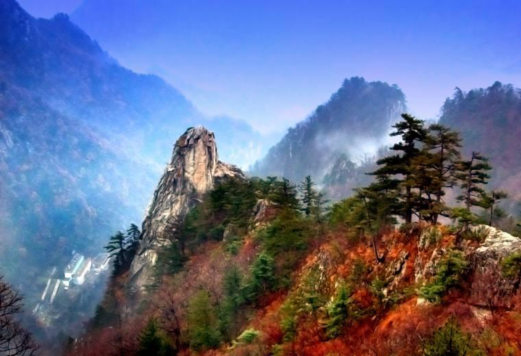 平顶山特色旅游线路——伏牛山生态游
